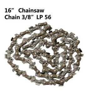 16 chainsaw chain blade 38 lp 050 56 dl for poulan craftsman image is loading 16 034 chainsaw chain blade 3 8 lp greentooth Image collections