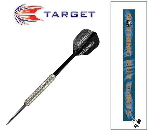20G Target Adrian Lewis Silver Jackpot Darts Jackpot Darts