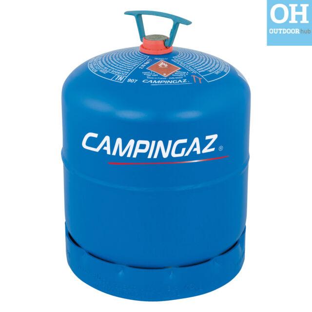 Campingaz 907 Empty Cylinder Butane Gas Camping Caravan Co Ng Stove 2 75kg