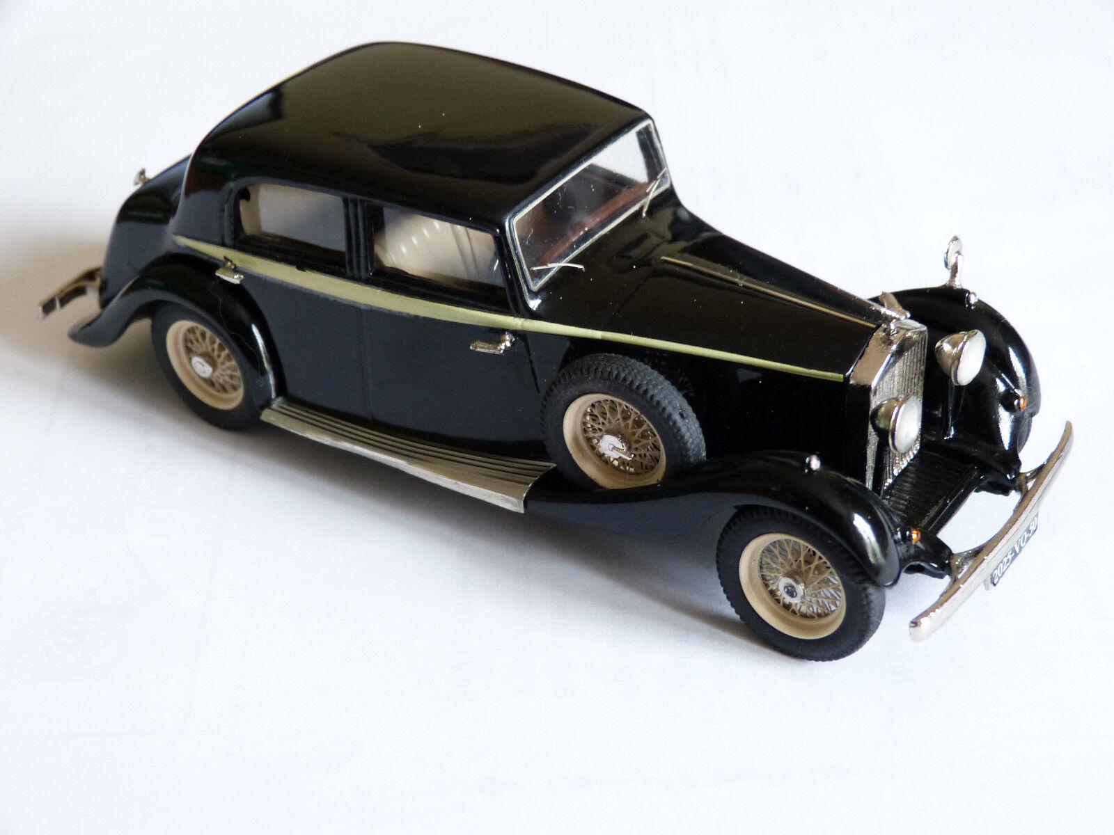 Modèle CCC monté  Rolls Royce 20 25 Continental Parkward 1934