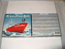 We Love Pirate Radio 60's Favourites  5 cd 104 Tracks 2009 New READERS DIGEST