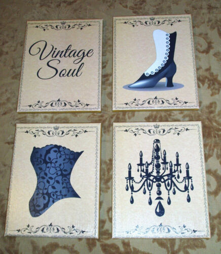I/'d Rather be Sewing Shabby-Cottage-French-Vintage Decor-Saying 8x10 Sign
