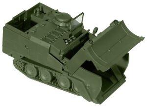 HO-Scale-ROCO-Minitank-039-M9-ACE-W-Plow-039-KIT-Item-5077