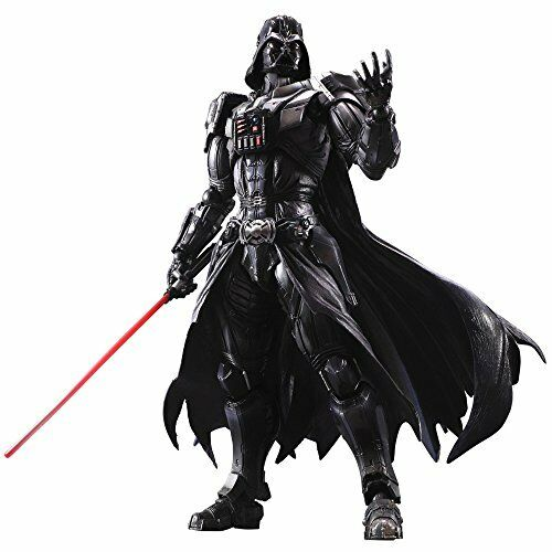 Square Enix Play Arts Kai Variante De Star Wars Darth Vader Figura Nueva De Japón