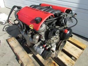 Details about 2003 C5 Corvette Z06 - 5 7L LS6 Complete Engine Liftout  Accessories w/ ECU, TAC