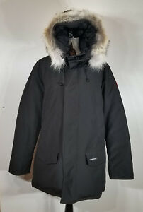 926bcd30cea Canada Goose Men's Langford Slim Fit Down Parka, Genuine Coyote ...
