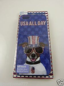 for-Iphone-5-American-dog-USA-all-day-Flag-Bling-case-i-phone-5-Patriotic