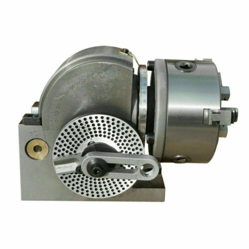 BS-0 Semi-Universal  Cnc Milling Dividing Head w// Tail Stock Dividing Indexing