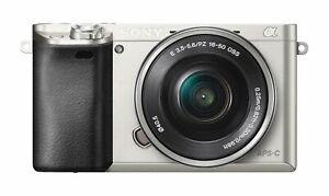 Sony-Alpha-Ilce-6000-16-50-mm-OSS-Argento-Kit