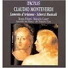 Claudio Monteverdi - Claudio Mondeverdi: Lamento d'Arianna; Scherzi Musicali (2000)