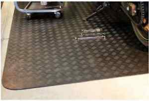 Coverguard Garage Floor Rubber Mat Ebay