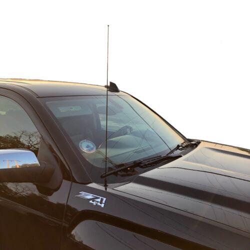 "31/"" ANTENNA MAST Black for TOYOTA T 100 Pickup 1993-1998 NEW"