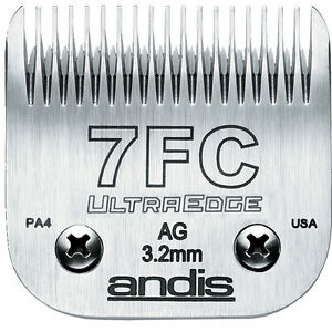 Andis 7 F Toiletteurs Pour Chiens Fc Coupe-ongles Lame. 3.2mm, 0.3cm