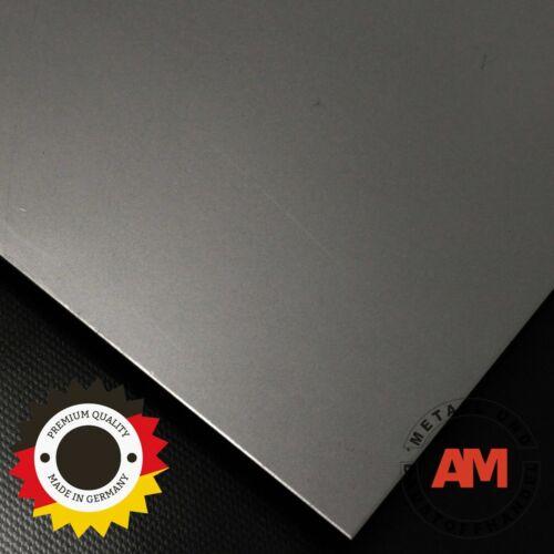 Steel SHEET 1,0mm 500x2000mm Sheet Smooth Sheet Metal Steel Plate Panel Cut