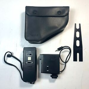 Vintage Canon LC-1 Wireless Controller Receiver and Transmitter | Works