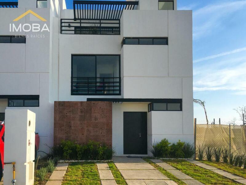 Casa nueva VENTA, Fraccionamiento El Mirador, Qro.