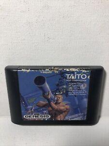 Thunder Fox Sega Genesis Cartridge Only Tested