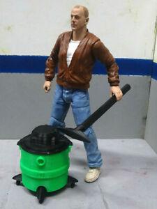 SHOP-VACUUM-Green-1-10-Scale-Garage-Rock-Crawler-Doll-House-Accessories-USA