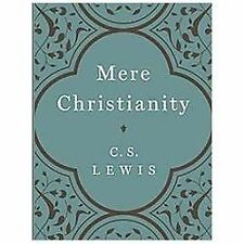 Mere Christianity by C. S. Lewis (2012, Hardcover, Illustrated)