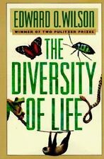 The Diversity of Life (Questions of Science), Wilson, Edward O., Good Book