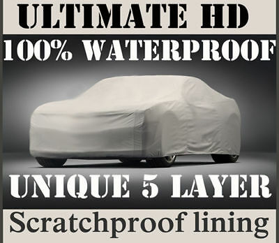 Car Cover Large Full Outdoor Breathable Fits Audi R8 Coupe 2007