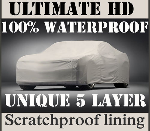 5 Layer Full Car Cover For Bentley Continental Flying Spur 2016 2017 2018 CCT