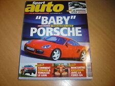 Sport Auto N°503 M3 CSL/Challenge Stradale/911 GT3.