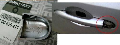 RENAULT SCENIC LAGUNA MEGANE II ESPACE FRONT DOOR HANDLE TRIM CAP COVER GENUINE