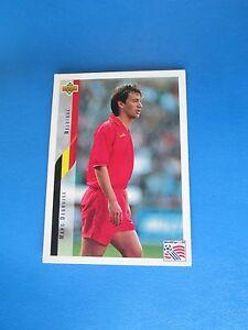 DEGRYSE-BELGIQUE-BELGIE-Carte-Card-UPPER-DECK-USA-94-1994-panini