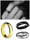 1pc Unisex Men&Women's Lord of the Rings Stainless Steel Rings Fashion jewellery