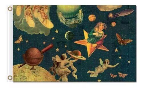 Smashing Pumpkins flag Mellon Collie /& The Infinite Sadness Flag Banner 3x5 Ft