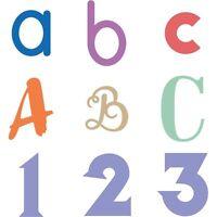 Cricut Everyday Fonts Cartridge 2002372