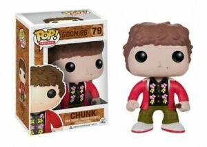 RARE-amp-Vaulted-Chunk-Funko-Pop-Vinyl-New-in-Mint-Box-with-Protector