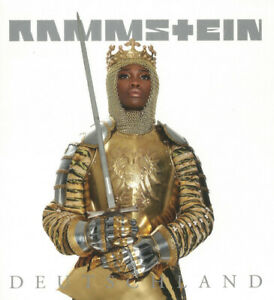 CD-SINGLE-DIGISLEEVE-RAMMSTEIN-DEUTSCHLAND-RARE-COLLECTOR-NEUF-SOUS-BLISTER