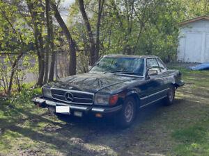 1982 Mercedes-Benz SL
