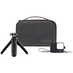 GoPro Travel Kit AKTTR-001 - Shorty, Sleeve + Lanyard, Case for All GoPro Hero