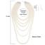 Charm-Fashion-Women-Jewelry-Pendant-Choker-Chunky-Statement-Chain-Bib-Necklace thumbnail 143