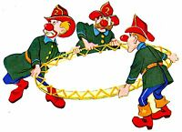 6.5 Disney Dumbo Clown Circus Vintage Wall Border Prepasted Cut Outs
