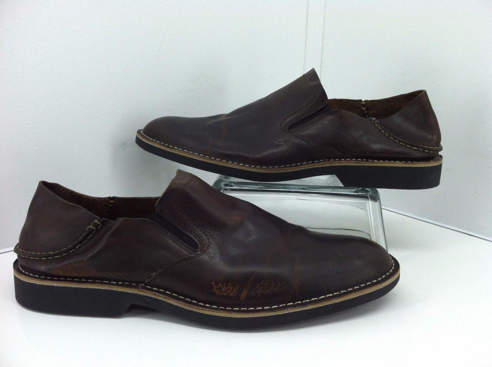 Sperry Top Sider Braun Größe Harbor Slip On Schuhes. Größe Braun 11.5 Style STS10276 44af53