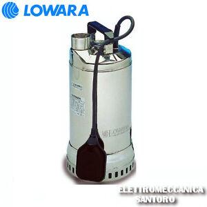 BOMBA-SUMERGIBLE-ELECTRICA-DIWA-5-CON-FLOTADOR-CV-0-75-220-VOLTIOS-LOWARA