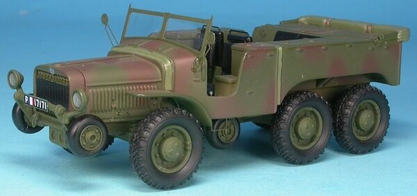 MASTER FIGHTER 1 1 1 48 MILITAIRE LAFFLY 6X6 W15 T ref48545 35bb79