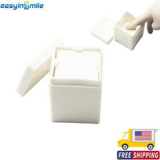 Easyinsmile Dentalmedical Gauze 2x2 Cotton Pad Sponge Dispenser Holder Case