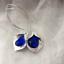 Vintage-Women-039-s-Emerald-amp-Amethyst-Silver-Dangle-Wedding-Earrings-Jewelry-Gifts thumbnail 26