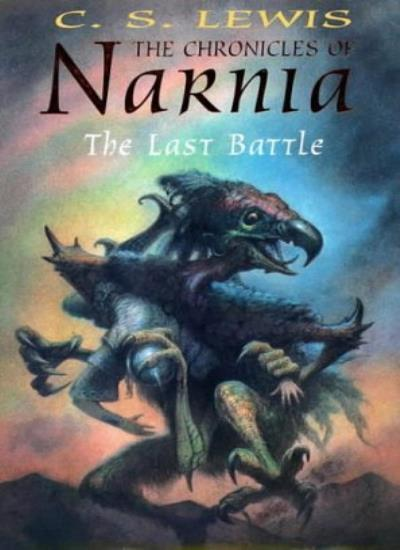 The Last Battle (The Chronicles of Narnia, Book 7),C. S. Lewis ,.9780001844414
