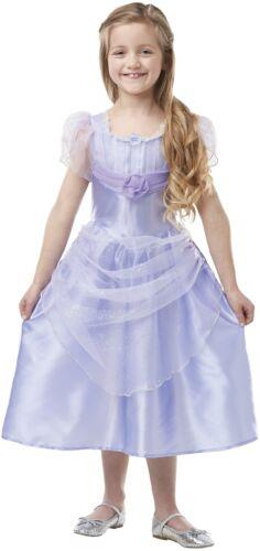 Girls Classic Clara Lavender The Nutcracker Film Book Fancy Dress Costume Outfit