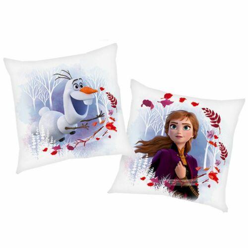 Anna /& OlafKinder Kissen 40 x 40cmDisney Eiskönigin Frozen IIDekokissen
