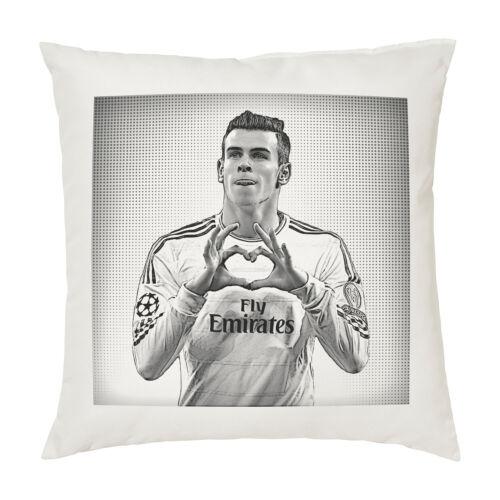 Gareth bale coussin pillow cover case-poster tasse t shirt cadeau