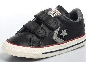 d00867db6a07dc Converse Infant Star Player Ev 2V Ox Trainers Kids Children Shoes ...