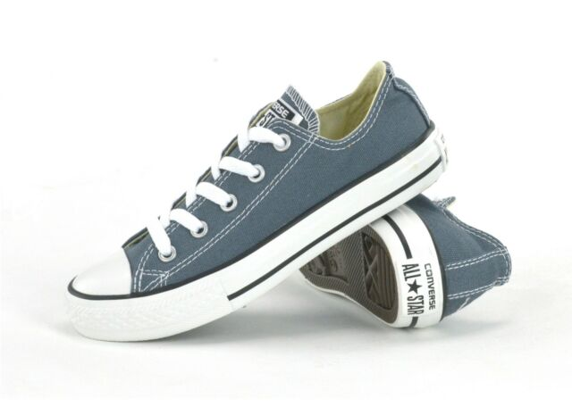 9fdec48ab146 Converse Chuck Taylor All Star Junior Admiral Textile Trainers Shoes ...