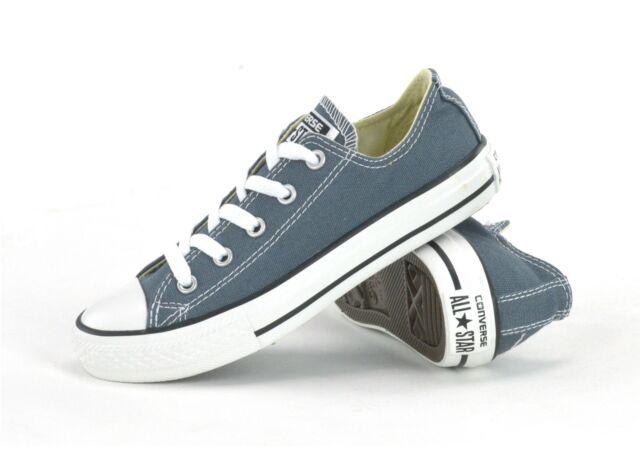 bb90ba656831 Converse Chuck Taylor All Star Junior Admiral Textile Trainers Shoes ...
